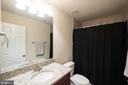 Bathroom (Hallway) - 17983 POSSUM POINT RD, DUMFRIES