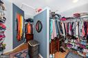 Extremely Large Master Closet Dressing Area - 5193 ALMERIA CT, MOUNT AIRY