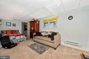 Lower Level 5th Bedroom - 5193 ALMERIA CT, MOUNT AIRY