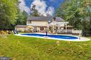 Backyard Paradise with new pool. - 5193 ALMERIA CT, MOUNT AIRY