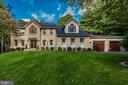 Beautiful brick front has great curb appeal - 5193 ALMERIA CT, MOUNT AIRY