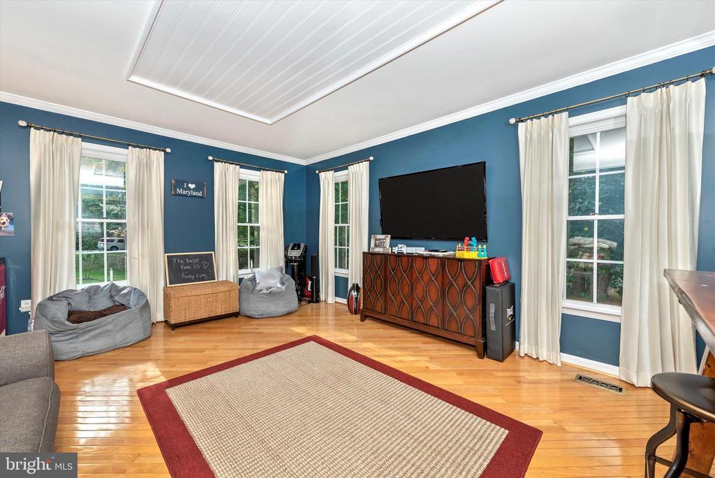 Living Room - 5193 ALMERIA CT, MOUNT AIRY
