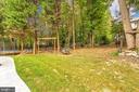 Play area - 5193 ALMERIA CT, MOUNT AIRY