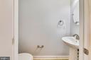 Half bathroom - 20969 PROMONTORY SQ, STERLING
