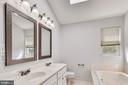Full Master Bathroom - 20969 PROMONTORY SQ, STERLING
