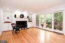 Living Room - 608 4TH PL SW, WASHINGTON