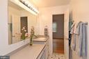 Master Bathroom - 608 4TH PL SW, WASHINGTON