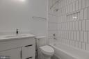 Lower Level bath - 3127 18TH ST N, ARLINGTON