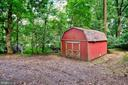 Shed - 16657 TREE CROPS LN, ROUND HILL