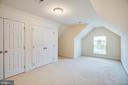 Large third bedroom with huge storage - - 12 GABRIELS LN, FREDERICKSBURG