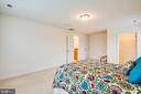 Private full bath off 2nd level Master Bedroom - 12 GABRIELS LN, FREDERICKSBURG