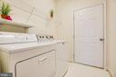 Washer dryer comes with this fine home - 12 GABRIELS LN, FREDERICKSBURG