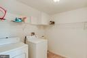 Laundry room - 15085 GALAPAGOS PL, WOODBRIDGE