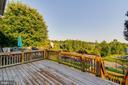 Large deck for entertaining - 15085 GALAPAGOS PL, WOODBRIDGE