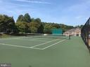 Community Tennis Court - 15085 GALAPAGOS PL, WOODBRIDGE