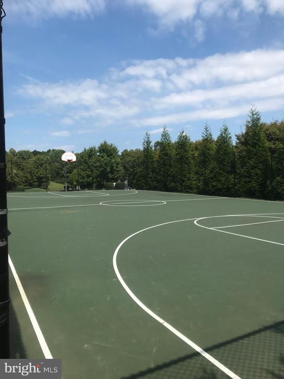 Community Basketball Court - 15085 GALAPAGOS PL, WOODBRIDGE
