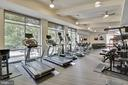 Well equipped fitness center - 4101 ALBEMARLE ST NW #447, WASHINGTON