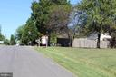 Exterior - Street View on Chestnut - Road Frontage - 7643 CHESTNUT ST, MANASSAS