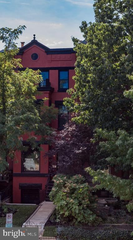 View from Maryland Avenue - 651 MARYLAND AVE NE, WASHINGTON