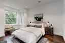 Second Floor Master Bedroom - 651 MARYLAND AVE NE, WASHINGTON