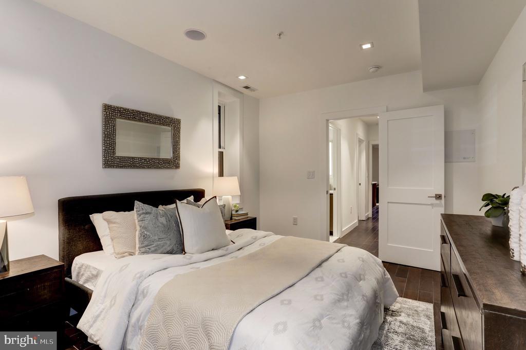 Bedroom - 651 MARYLAND AVE NE, WASHINGTON