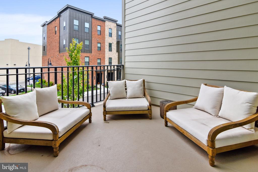 Rooftop Balcony - 20384 NORTHPARK DR, ASHBURN