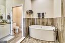 master Freestanding Tub - 20384 NORTHPARK DR, ASHBURN