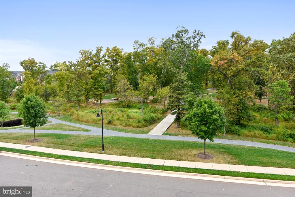 Overlooking the Park - 20384 NORTHPARK DR, ASHBURN