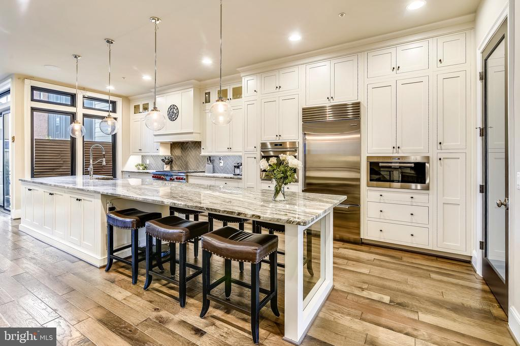 Incredible Kitchen! - 20384 NORTHPARK DR, ASHBURN