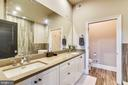 Master Bath - 20384 NORTHPARK DR, ASHBURN