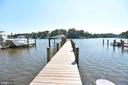 New 90' x 6' Private Pier - 845 S SHORE DR, GLEN BURNIE