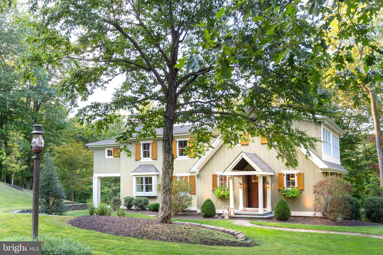 Single Family Homes voor Verkoop op Upper Black Eddy, Pennsylvania 18972 Verenigde Staten