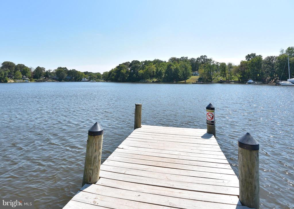 Private Pier for Water Access - 845 S SHORE DR, GLEN BURNIE