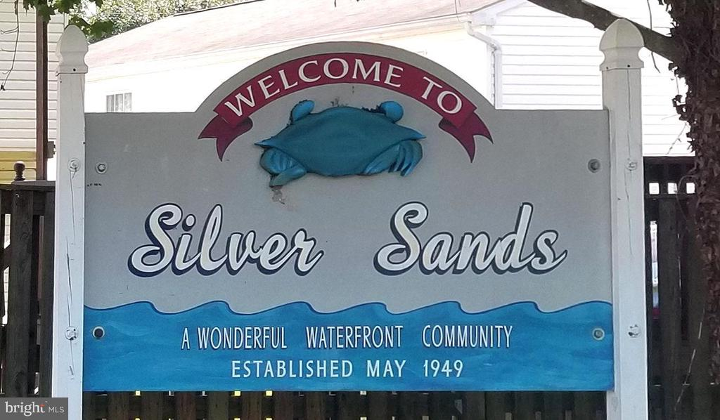 Waterfront Community of Silver Sands - 845 S SHORE DR, GLEN BURNIE