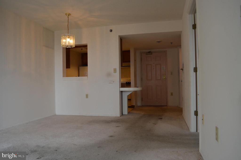 Dining Room - 900 N TAYLOR ST #709, ARLINGTON
