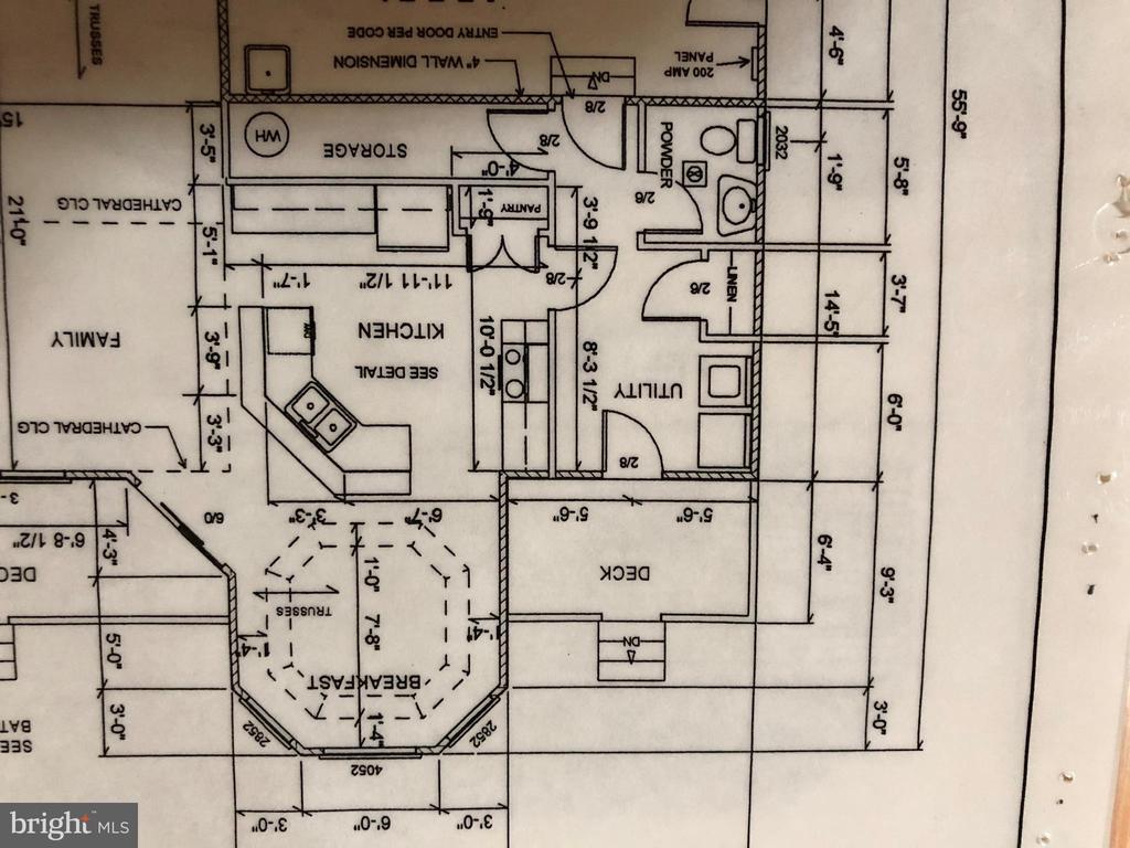 House plan - 6421 ROBINSON RD, SPOTSYLVANIA