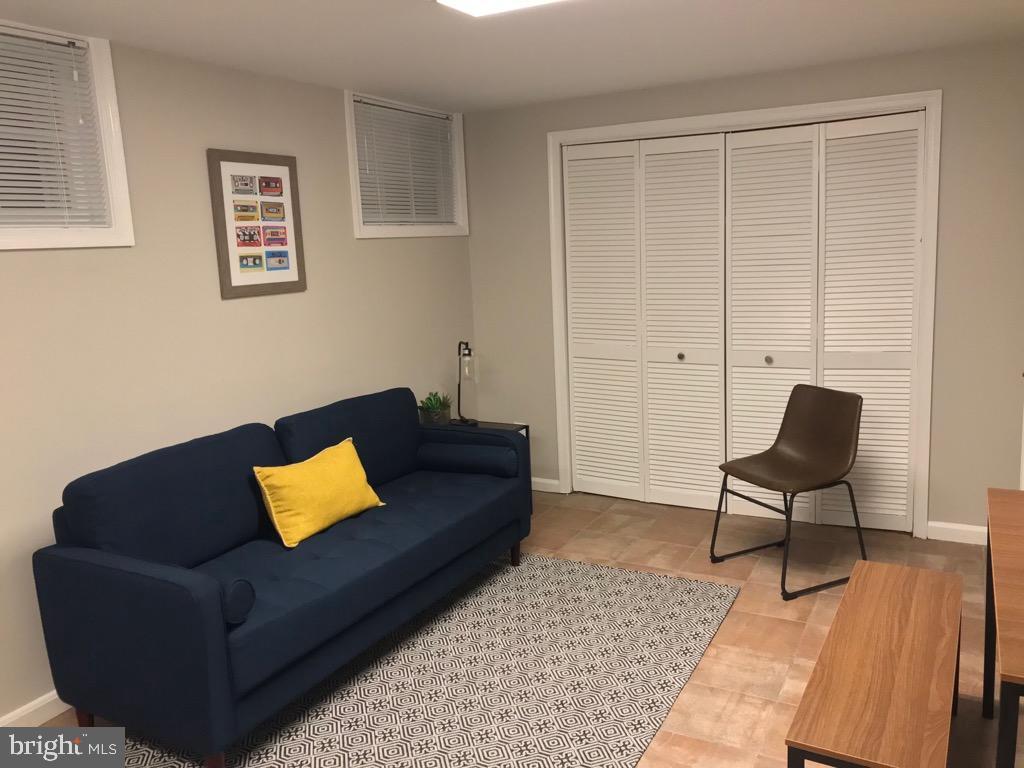 In Law Suite -Living Room - 4300 CLAGETT PINE WAY, UNIVERSITY PARK