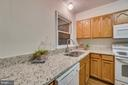 Lots of prep space for cooking - 145 HARRISON CIR, LOCUST GROVE