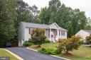 Long Driveway With Nice Landscaping - 3612 E GLEN DOWER DR, FREDERICKSBURG