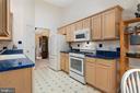 Delightful Galley Kitchen - 3612 E GLEN DOWER DR, FREDERICKSBURG
