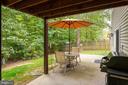 Great Outdoor Area to Enjoy! - 3612 E GLEN DOWER DR, FREDERICKSBURG