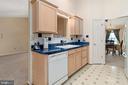 Double Sinks & Corner Pantry - 3612 E GLEN DOWER DR, FREDERICKSBURG
