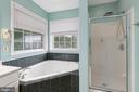 Large Walk- In Shower - 3612 E GLEN DOWER DR, FREDERICKSBURG