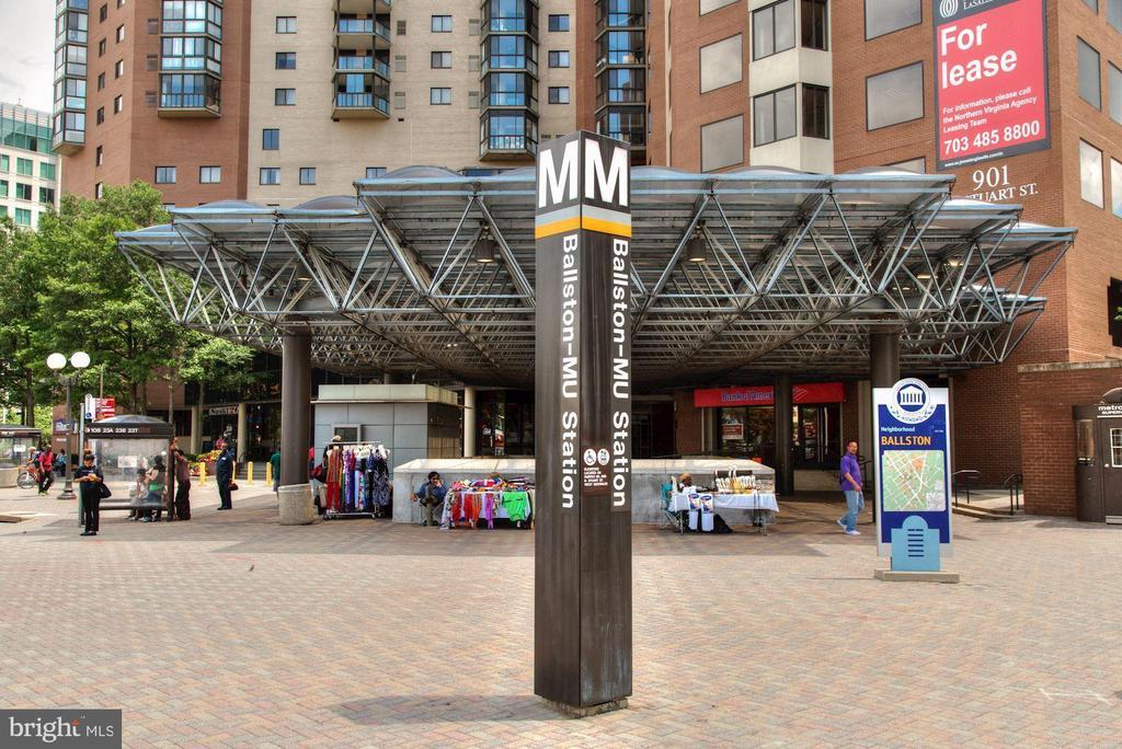 Metro - 1001 N RANDOLPH ST #1003, ARLINGTON