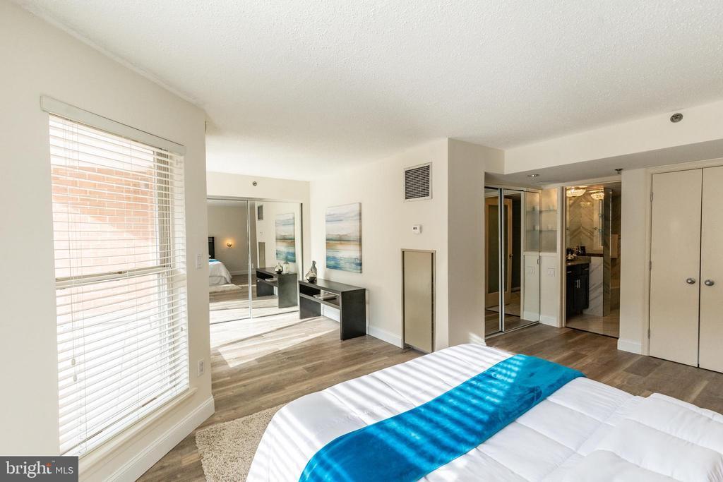 Master Bedroom - 1230 23RD ST NW #503, WASHINGTON