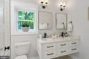 Master Bathroom - 1511 FOXHALL RD NW, WASHINGTON