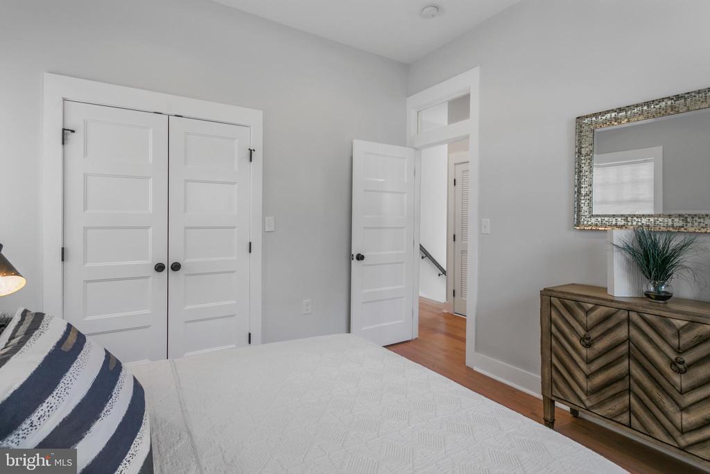 Bedroom #2 - 1511 FOXHALL RD NW, WASHINGTON
