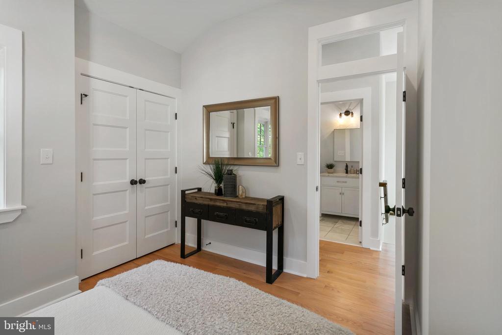 Bedroom #3 - 1511 FOXHALL RD NW, WASHINGTON