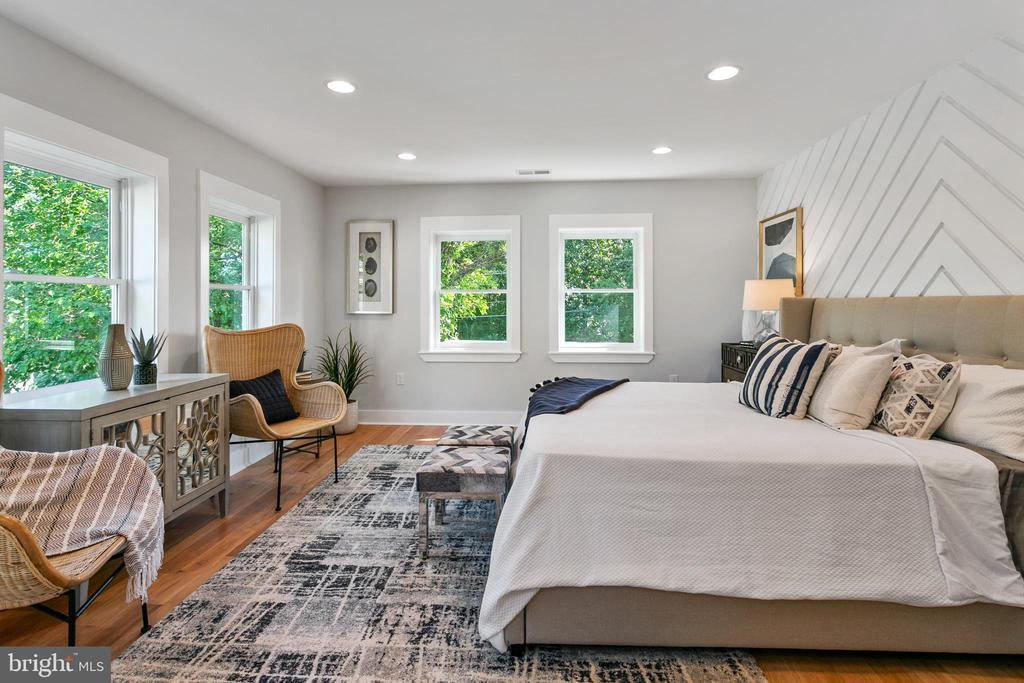 Master Bedroom - 1511 FOXHALL RD NW, WASHINGTON