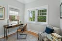 Bedroom #4 - 1511 FOXHALL RD NW, WASHINGTON